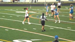 Reider Goal Hereford vs Stephen Decatur (Girls