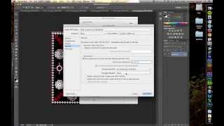 Create a PDF Portfolio in Photoshop CC