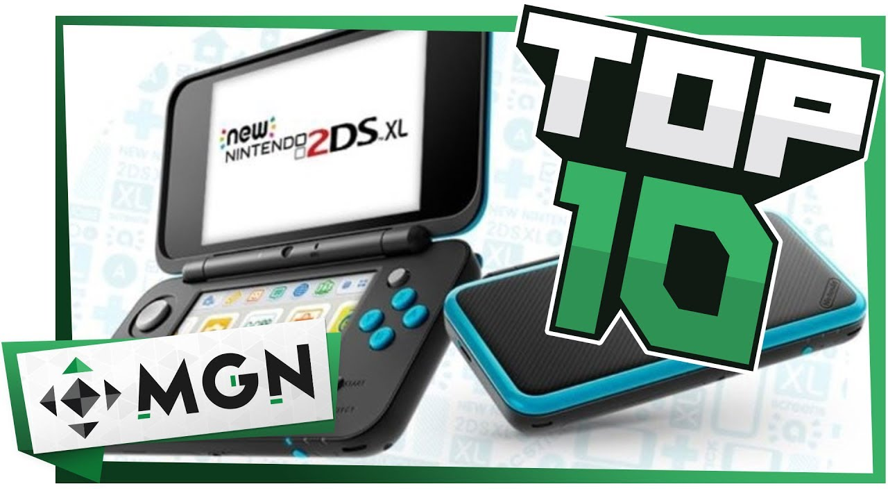 10 Juegos De 3ds Que Debes Jugar En Tu New 2ds Xl Pt 1 Mgn Youtube