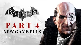 Batman: Return to Arkham – Arkham City – Part 4 (New Game Plus)