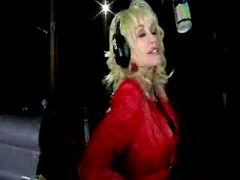Here she comes again! Dolly Parton makes another trip around the ...