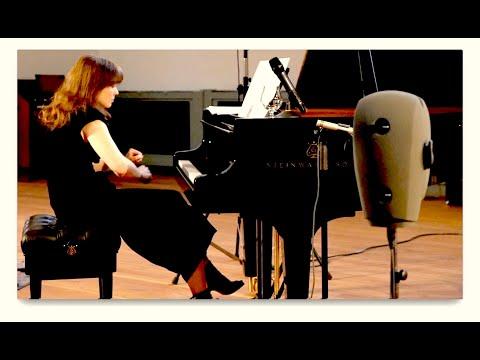 The Drunken Pianist By Marcelo Nisinman, Premiere By Anna Fedorova