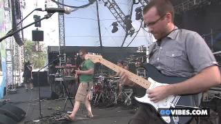 """Cosmic Dust Bunnies perform """"Moleculo"""" at Gathering of the Vibes Music Festival 2014"""