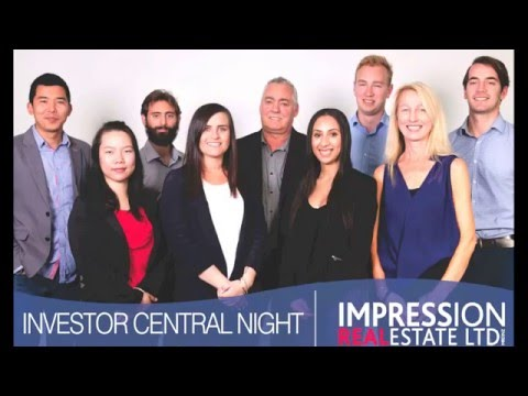Impression Real Estate - Investor Central April 2016 'Making money in Auckland Apartments'
