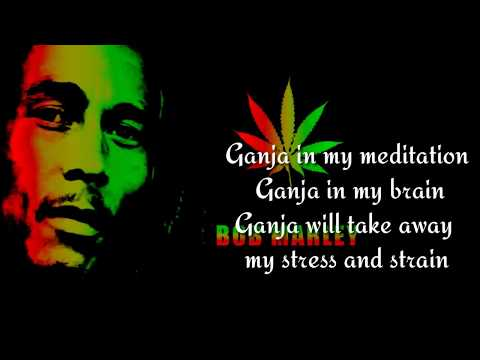 Bob Marley Ganja In My Brain Lyrical Ganja Anthem
