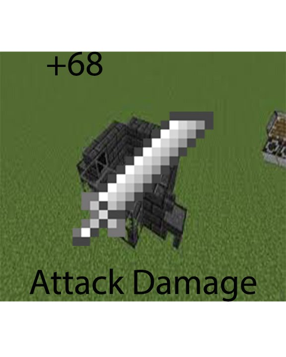 68 Attack Damage Tinkers Construct Cleaver Youtube