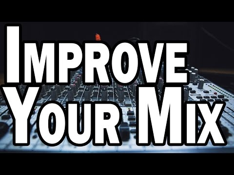 Mixing Practice - Improve Your Mixes With Free Multitrack