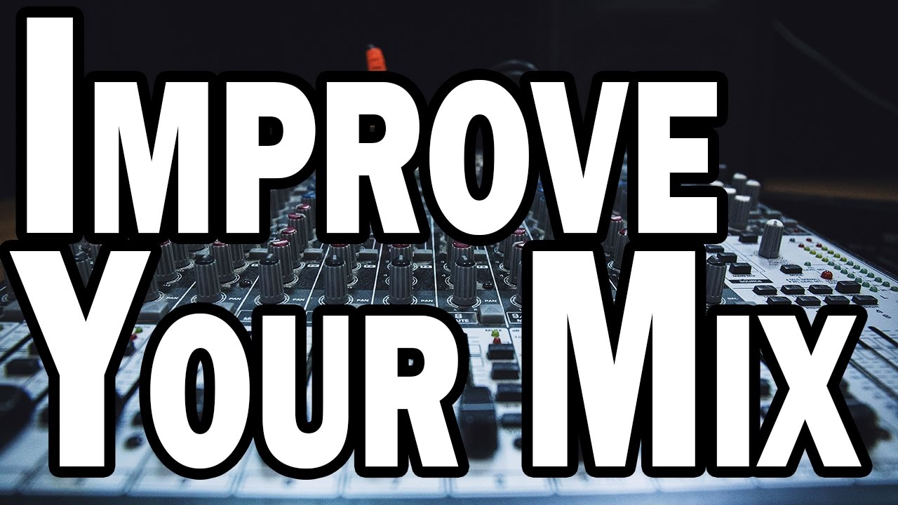 Mixing Practice - Improve Your Mixes With Free Multitrack Projects