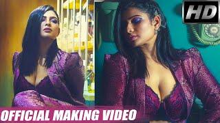 Making of VJ Maheshwari Sensational Photo Shoot