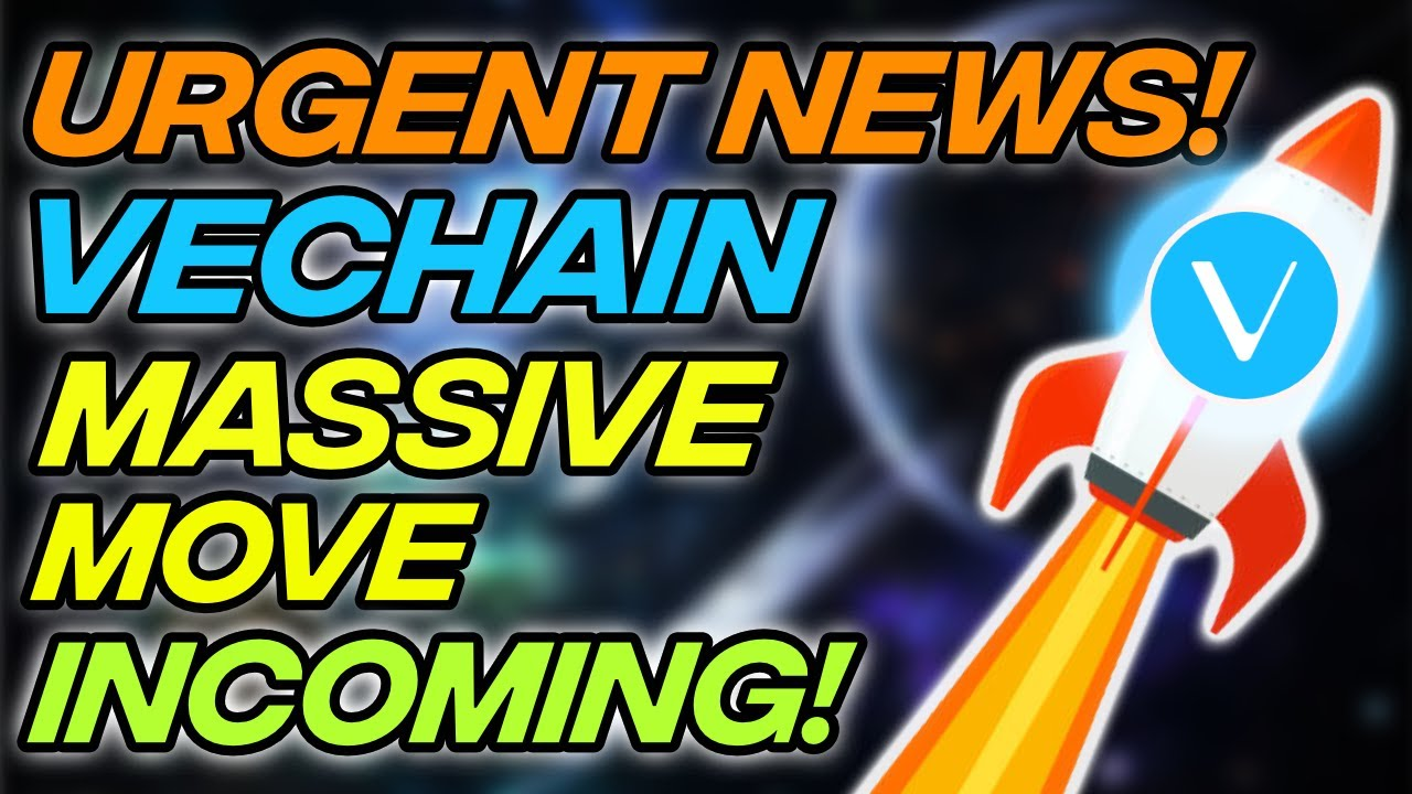 HUGE VECHAIN NEWS! New Partnerships + Proof of Authority 2.0! BIG Price Movement Incoming In August!