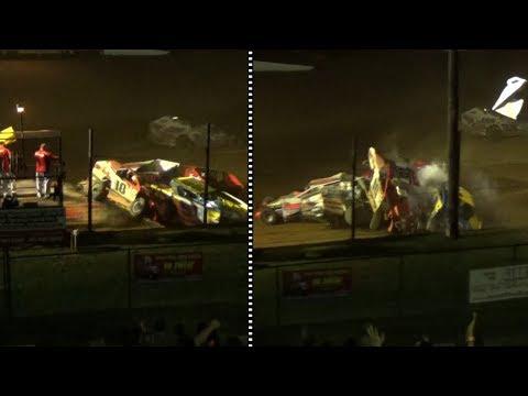 Modifieds - 8/9/19 - Big Diamond Speedway