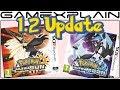 Slow News Day! Pokémon Ultra Sun & Ultra Moon + Super Mario Run Receiving Minor Updates