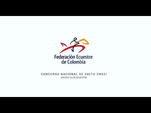 Concurso Nacional de Salto en el Bacatá 30 de Octubre 2020