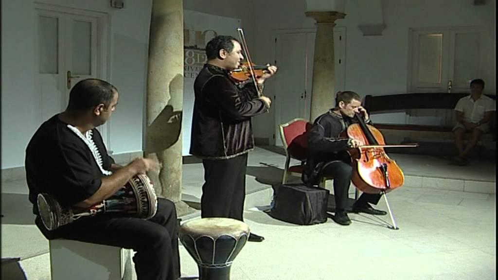 Concierto Musica Andalusi 20 Julio 2012 Youtube