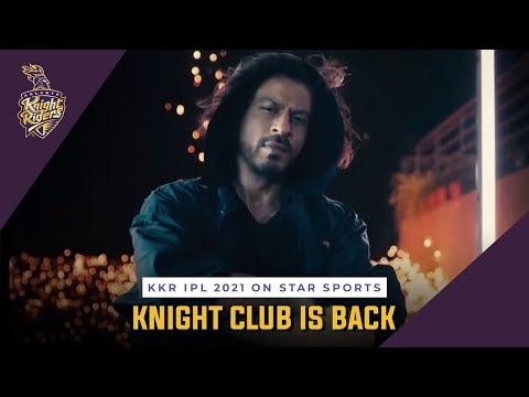 Knight Club is back! KKR IPL 2021 on Star Sports