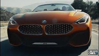New 2018 BMW Z4 test drive / acceleration sound