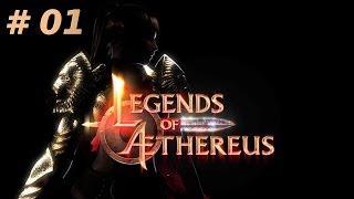Legends Of Aethereus Deutsch #01 Skara (Let