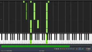 Avenged Sevenfold - Seize The Day Piano Tutorial + Sheet Music