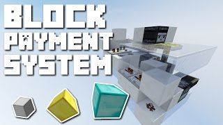 Minecraft: Block Payment System 1.11 [Tutorial]