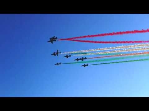 Frecce Tricolori Calendario 2020.Air Show 2018 Frecce Tricolori Calendario Eventi