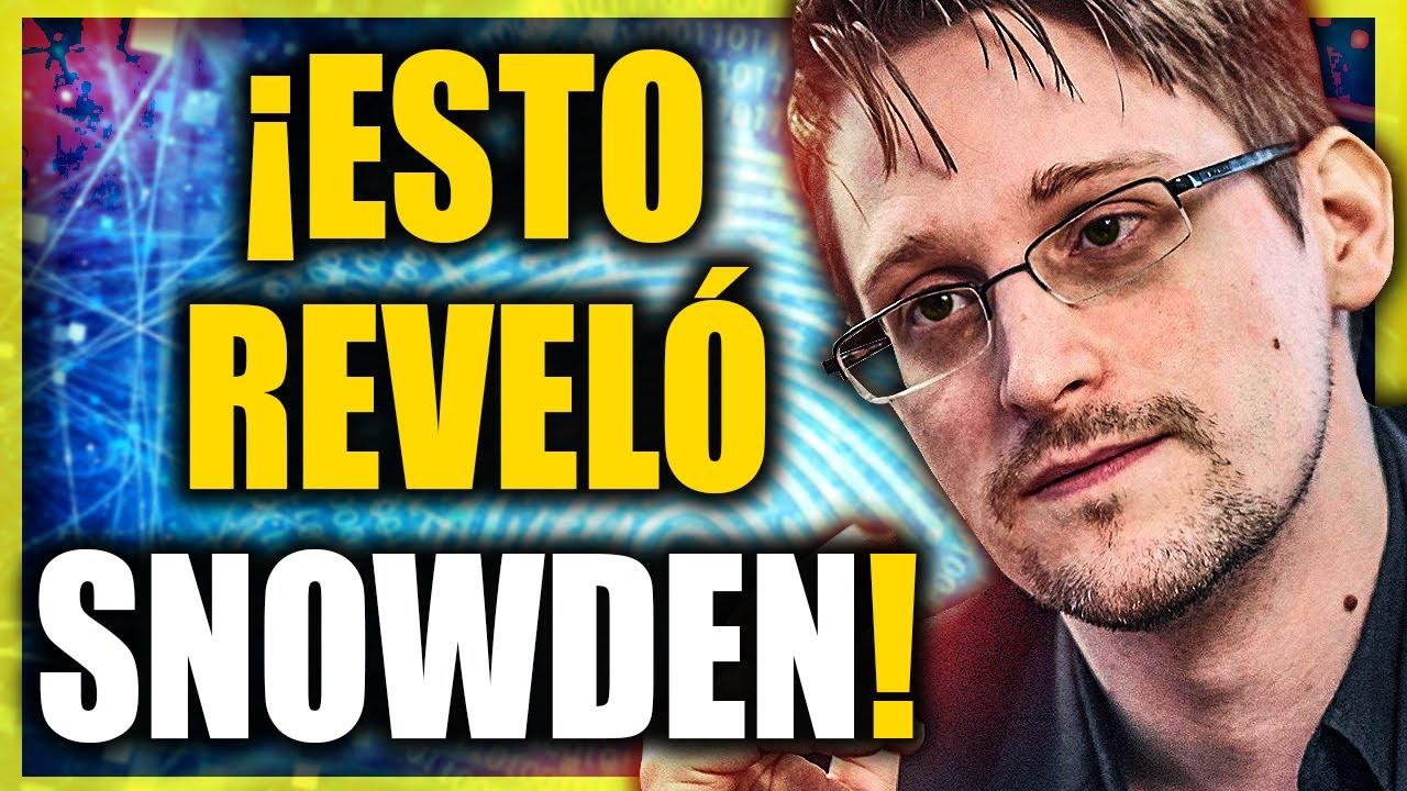 ❗❗ Edward Snowden Revela un Gran SECRETO Del Espionaje Tecnológico con el SISTEMA PEGASUS
