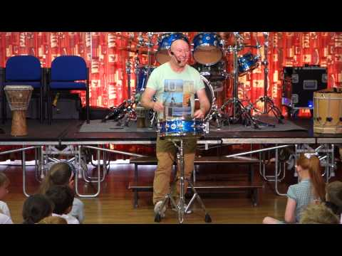 Drum Masterclass with Jeff Rich