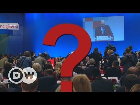 Wenn die SPD jetzt Nein sagt | DW Deutsch