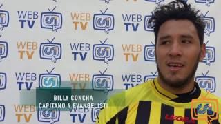Intervista 4 Evangelisti - Billy Concha