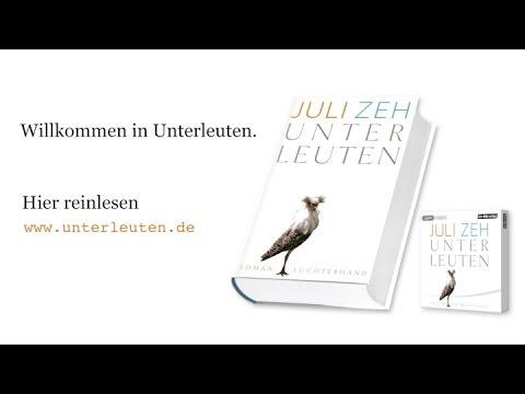 Unterleuten YouTube Hörbuch Trailer auf Deutsch