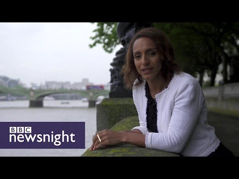 'This democracy is leaving far too many behind': Afua Hirsch - BBC Newsnight