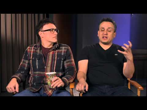 Captain America: The Winter Soldier: Directors Anthony & Joe Russo Official On Set Interview Mp3