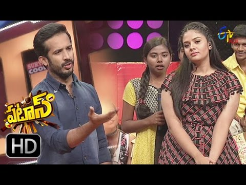 Patas | 24th April 2017  | Full Episode 434 | ETV Plus