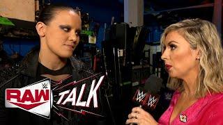 "Drew McIntyre, Shayna Baszler and Keith ""Bearcat"" Lee recap their night: Raw Talk, Sept. 27, 2021"