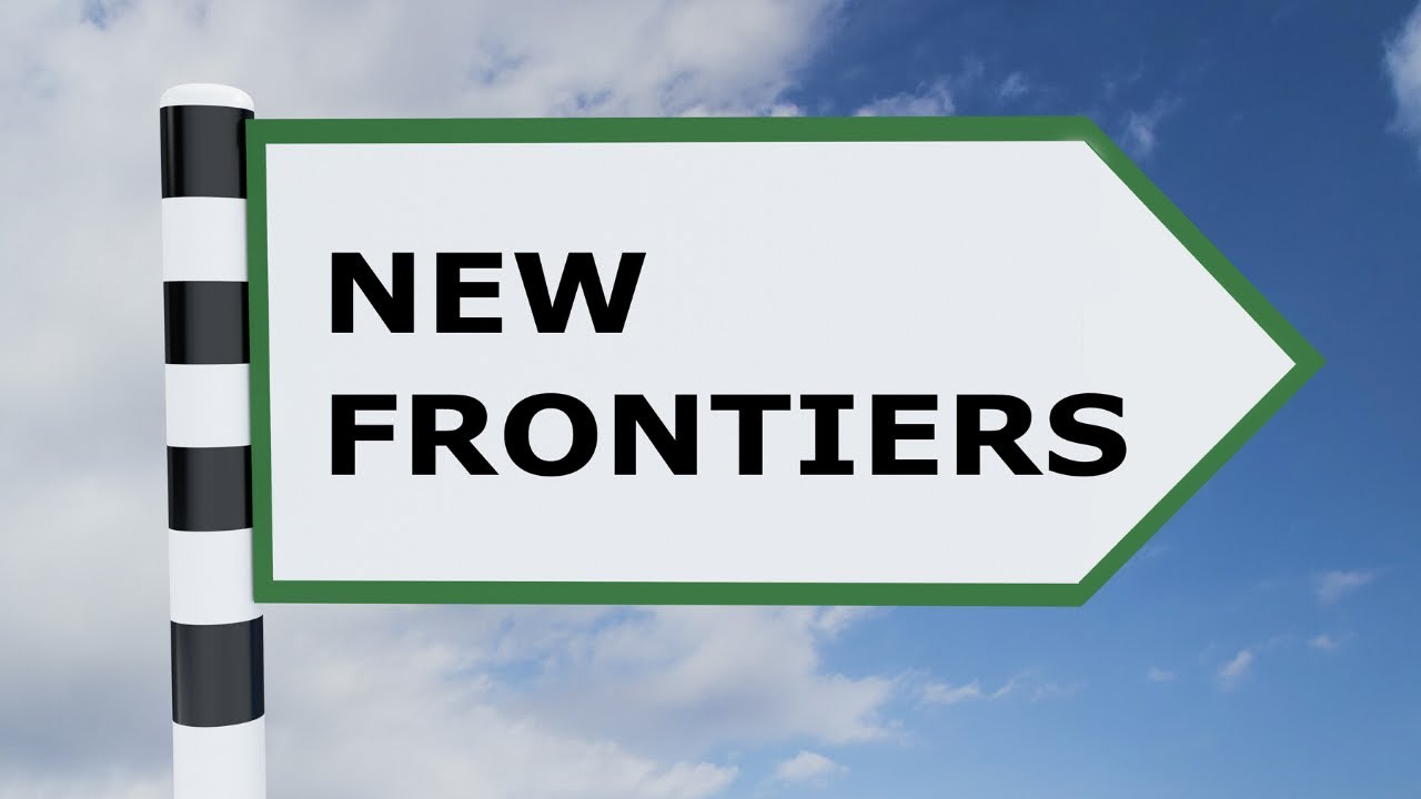 Facing New Frontiers - Paul and Barnabas