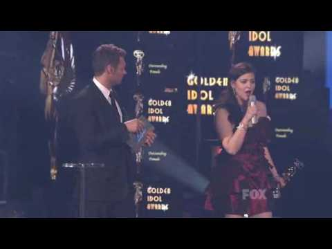 Tatiana Del Toro @ American Idol 2009 Finale