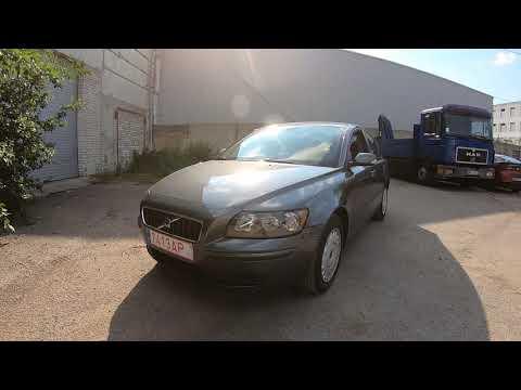 VOLVO S40 7500 $ под ключ в идеальном состоянии! Обзор на состояние купленного авто в Литве