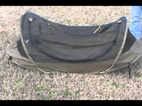 Catoma Adventure Shelters EBNS Enhanced BedNet System) & Catoma Adventure Shelters EBNS Enhanced BedNet System) - YouTube