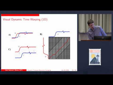 Dynamic Timewarp Barycenter Averaging   Repairing Polyline Path Information with User Trajectory Dat