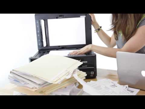 Digitizing Your Papers! (Clean My Space)
