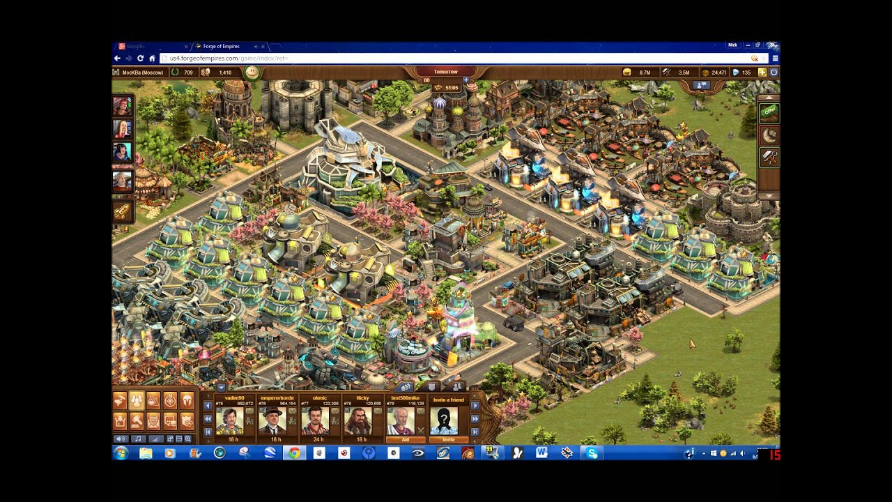 forge of empires tomorrow soundtrack youtube. Black Bedroom Furniture Sets. Home Design Ideas