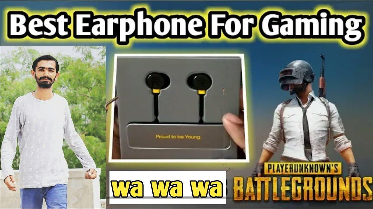 Pubg mobile Best Earphone ! Bye.   sencer