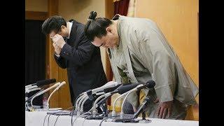 大相撲の横綱日馬富士(33)=本名ダワーニャム・ビャンバドルジ、伊...
