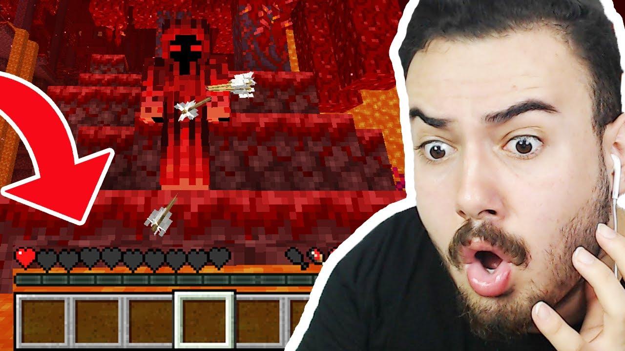 HARDCORE #2 FULL+FULL GELİŞİM YAPTIM!! (ÖLÜYORDUM) Minecraft