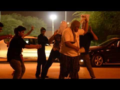 Harlem shake (Riyadh Streets)