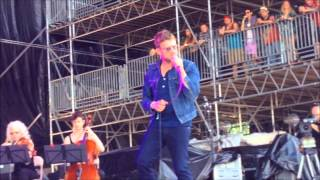 Damon Albarn - Lonely Press Play Live at Bonnaroo 2014