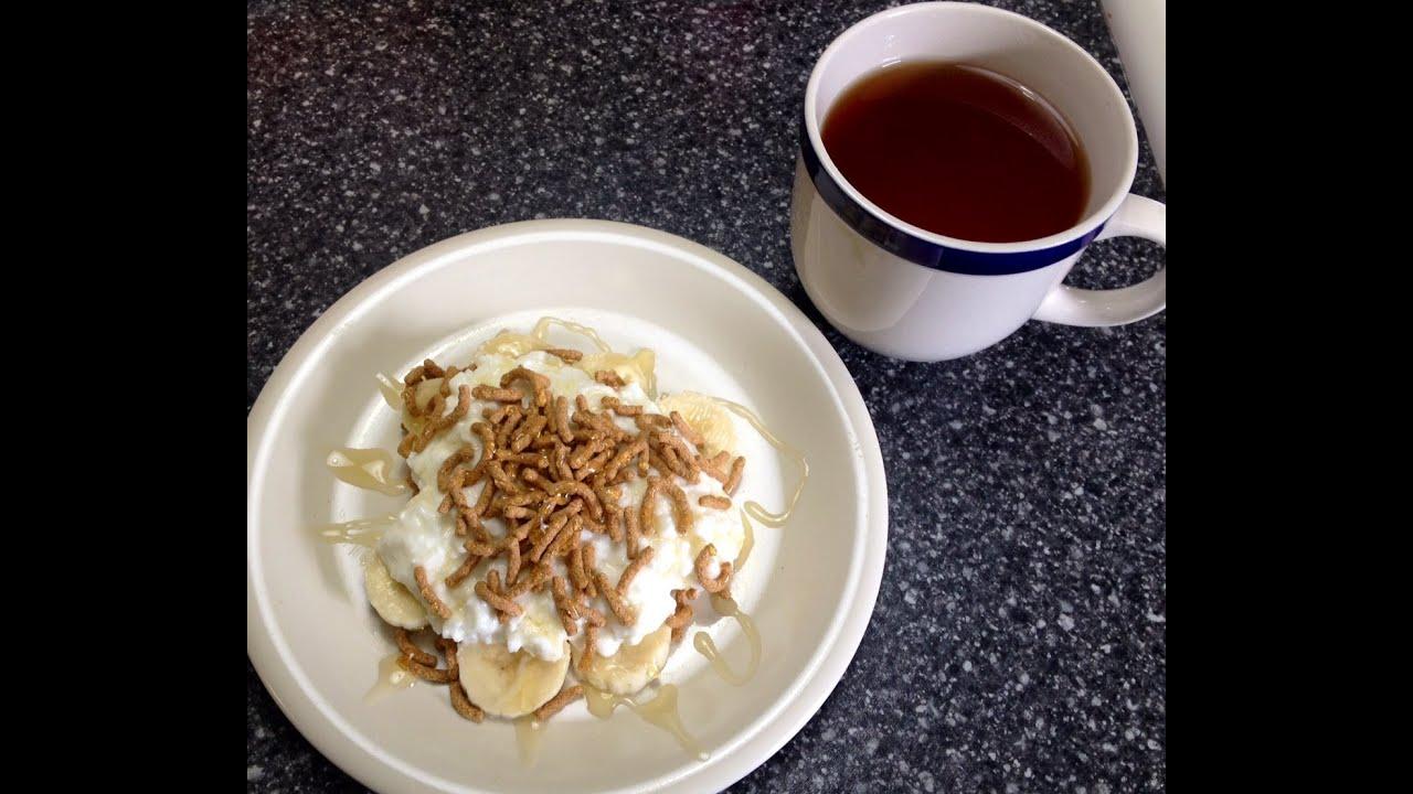 weight watchers - what's for breakfast?! healthy breakfast idea
