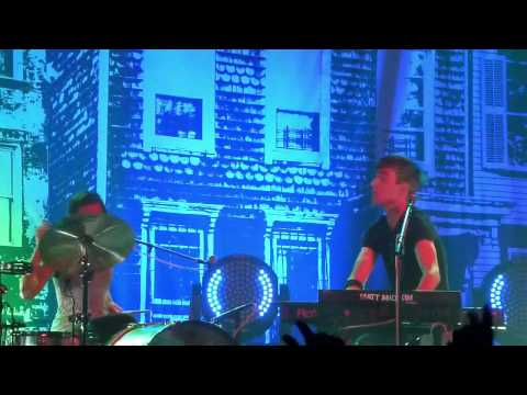 Matt and Kim - Good Ol' Fashion Nightmare (Detroit 2011)