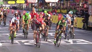 VIDÉO – 21e étape : Greipel toujours puissant sur les Champs-Elysées , la Sky brille !