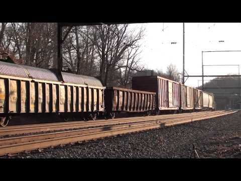 Rare EMD Power, Operation Lifesaver, Ex. Conrails and more! February 18, 2012