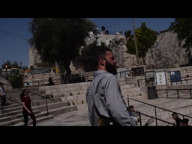 Without Faith It Is Impossible to Please God -- Jerusalem, Israel